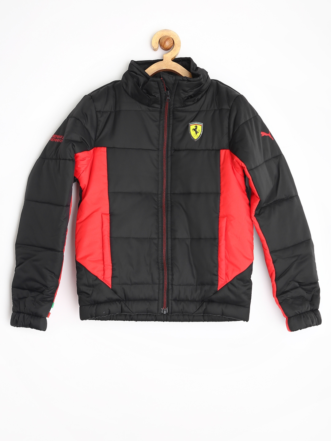 official uk medium dp lightweight sf co size amazon ferrari jacket puma clothing red
