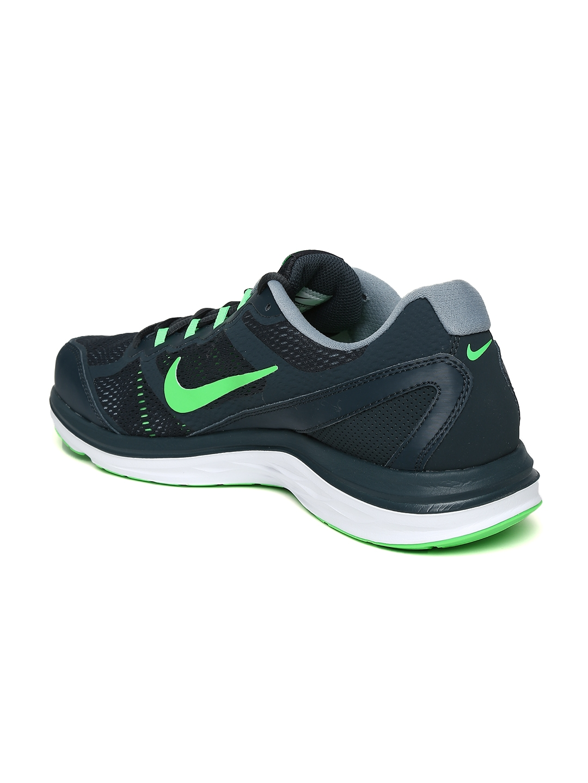 5fbd5d0b875162 Buy Nike Men Teal Blue Dual Fusion Run 3 MSL Running Shoes - Sports ...