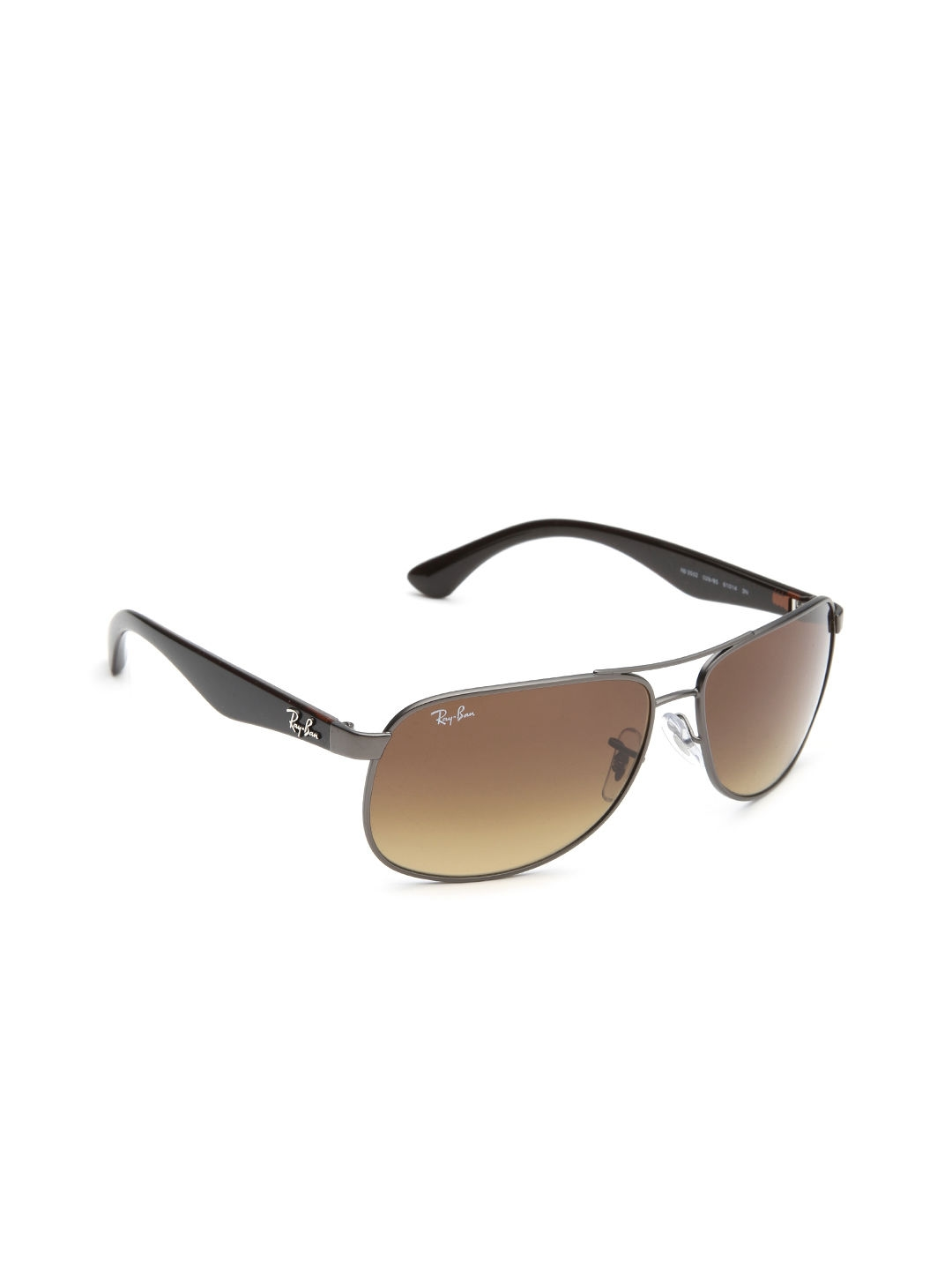 741d993553 Buy Ray Ban Unisex Oval Sunglasses 0RB3502 - Sunglasses for Unisex 756409