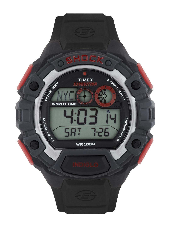 Timex Expedition Men Black Digital Watch T49973