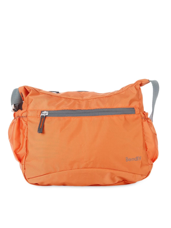 736db3aeca Buy Bendly Women Orange Messenger Bag - Messenger Bag for Women ...