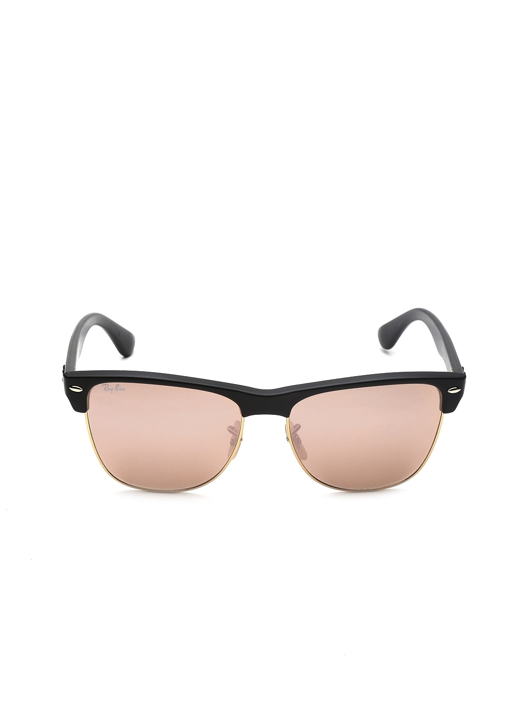 92c11982d3 Buy Ray Ban Men Mirrored Clubmaster Sunglasses 0RB4175 - Sunglasses ...