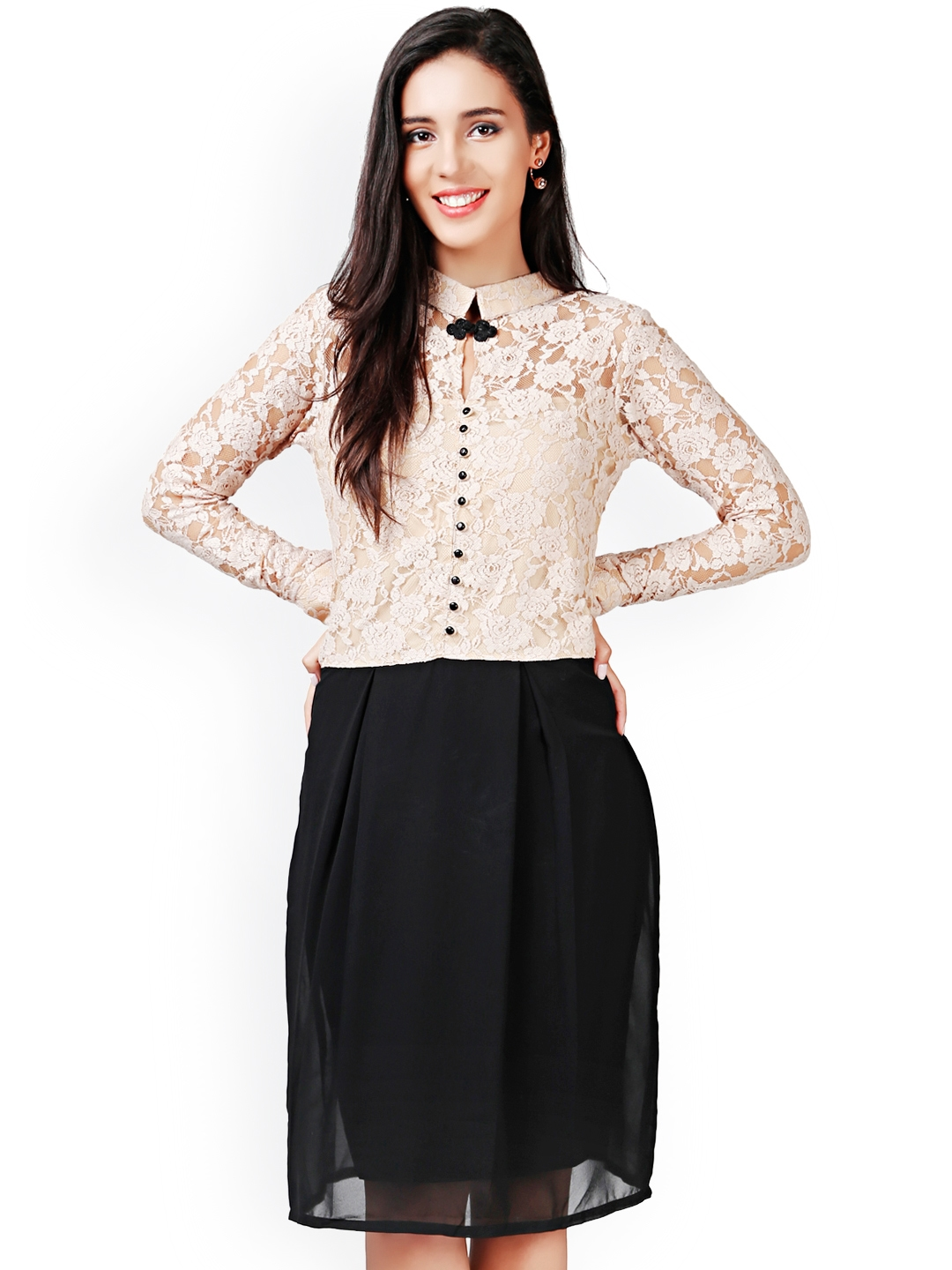 Western Blouses Lace