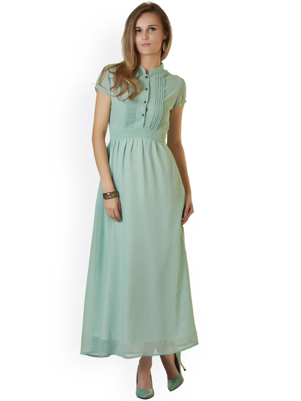 57871f81674 Baby Blue Formal Maxi Dress - Gomes Weine AG