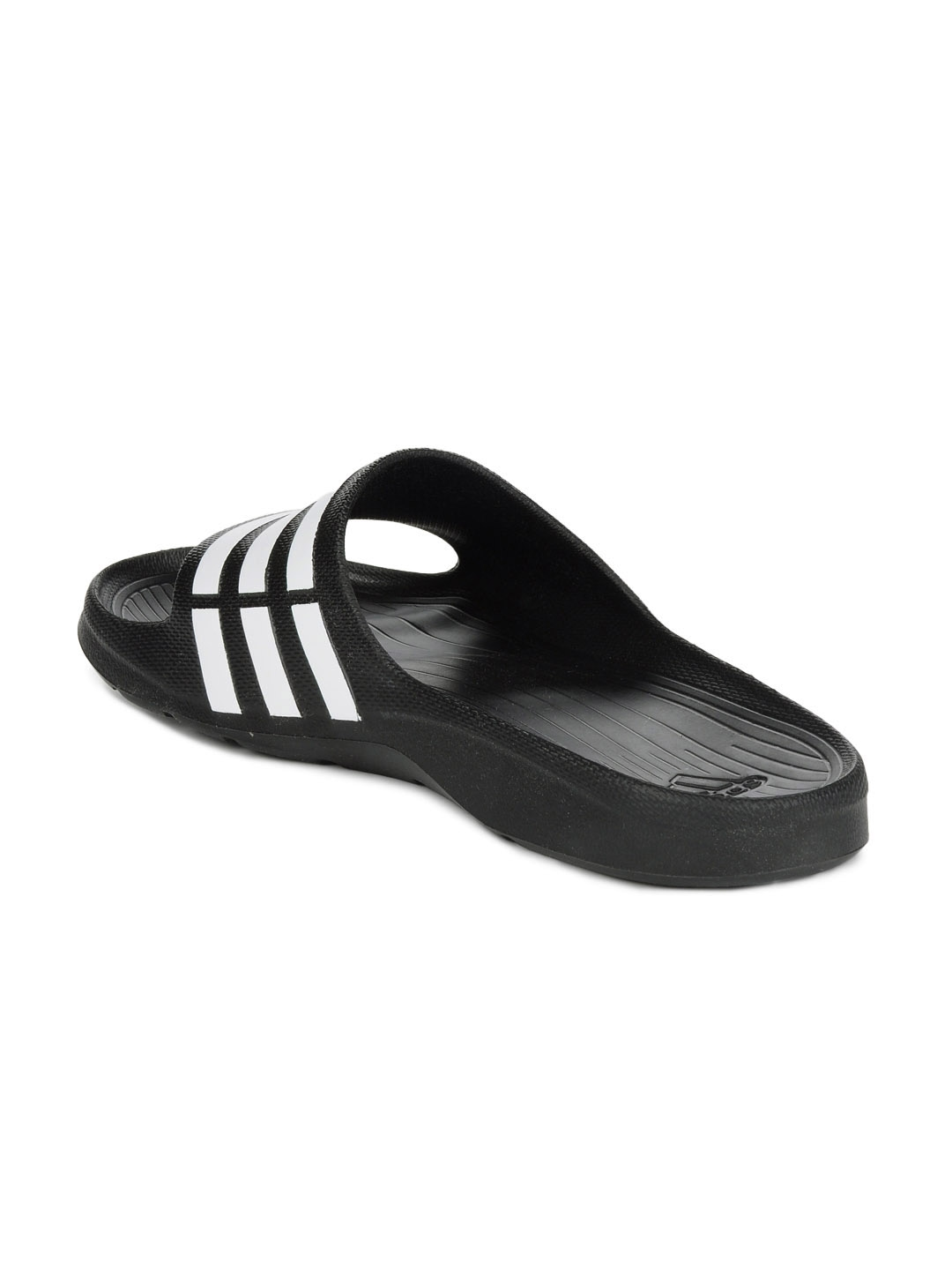581ff6b1c Buy ADIDAS Men Black Duramo Slide Flip Flops - Flip Flops for Men ...