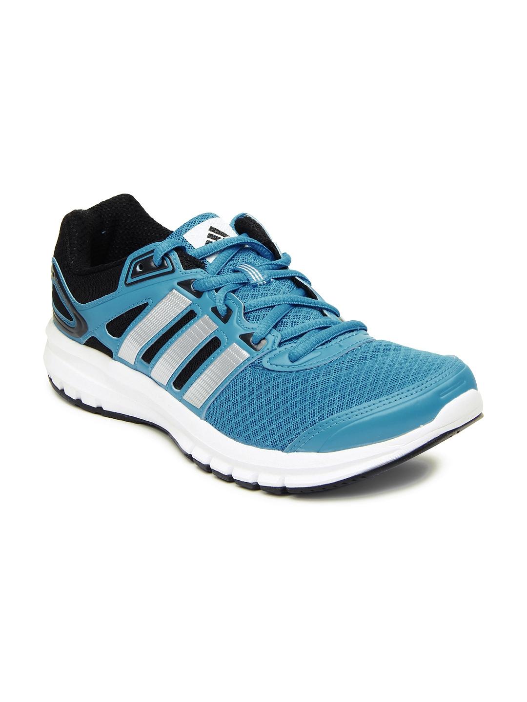 Buy ADIDAS Men Blue   Black Duramo 6 M Sports Shoes - Sports Shoes ... 01677c2b4