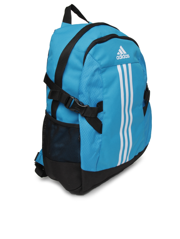 Buy ADIDAS Unisex Blue BP Power II Backpack - Backpacks for Unisex ... e4358f19eddb8