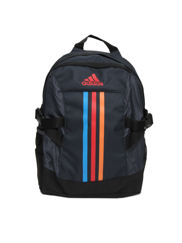 Buy ADIDAS Kids Blue BP Power II M Backpack - Backpacks for Unisex ... e535b32bf0c26