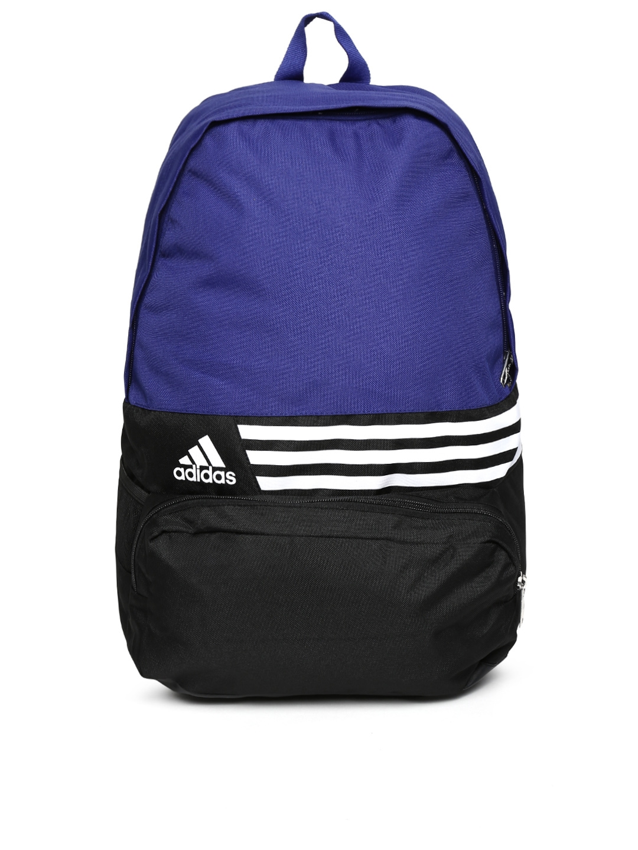 adidas purple backpack