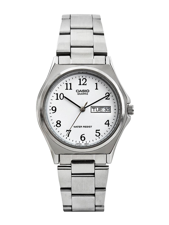 CASIO Enticer Men White Dial Analog Watch MTP 1240D 7BDF   A208