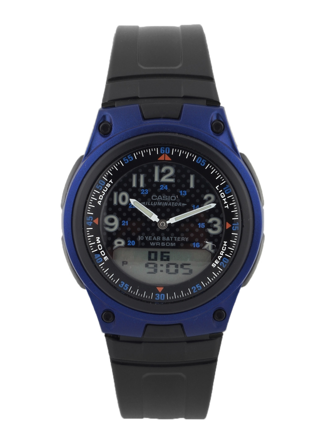 6288aec6f3d Buy CASIO YOUTH Men Black Dial Analogue   Digital Watch AD137 ...