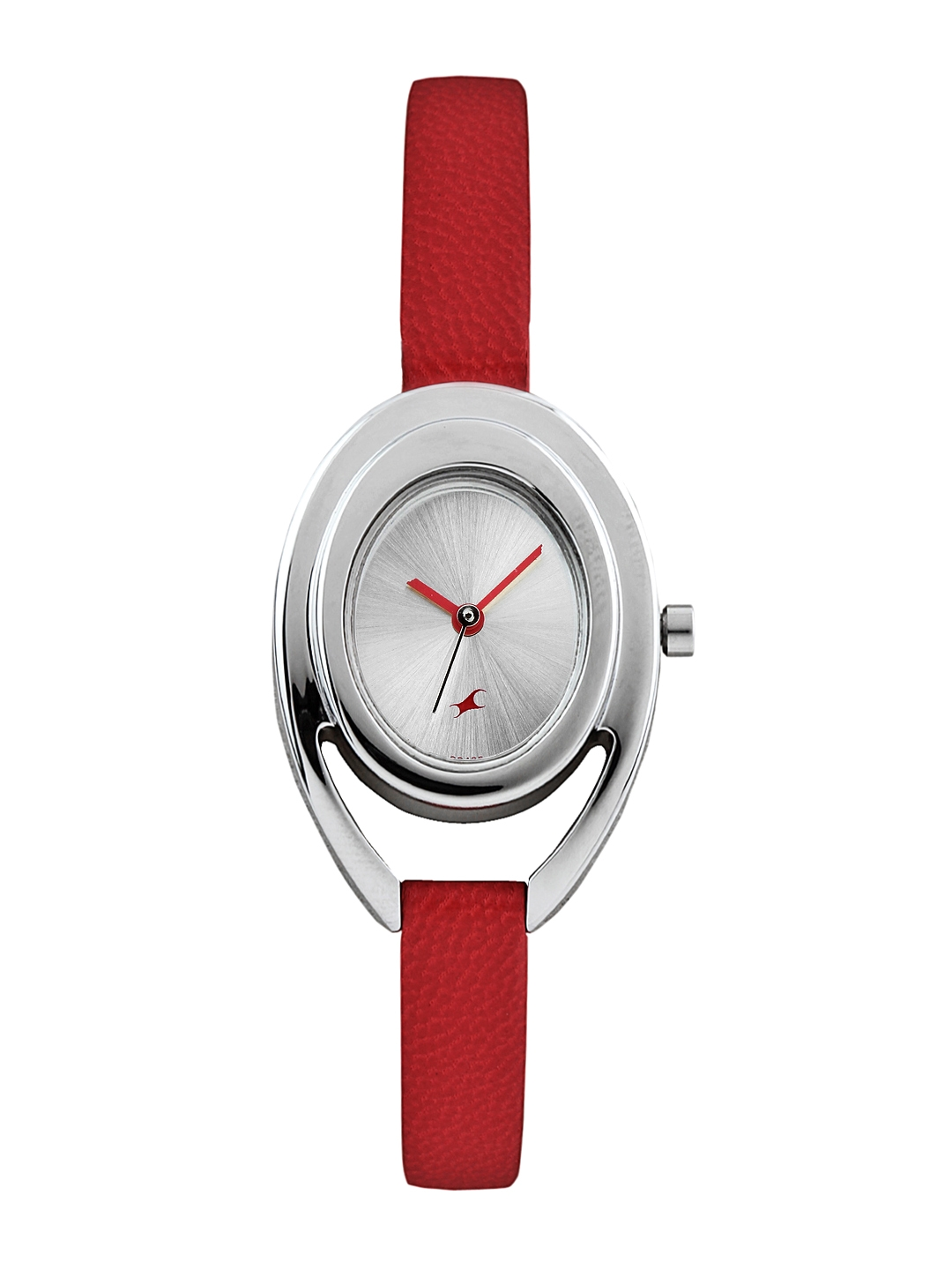 Fastrack Women Silver Toned Dial Watch 6090SL01