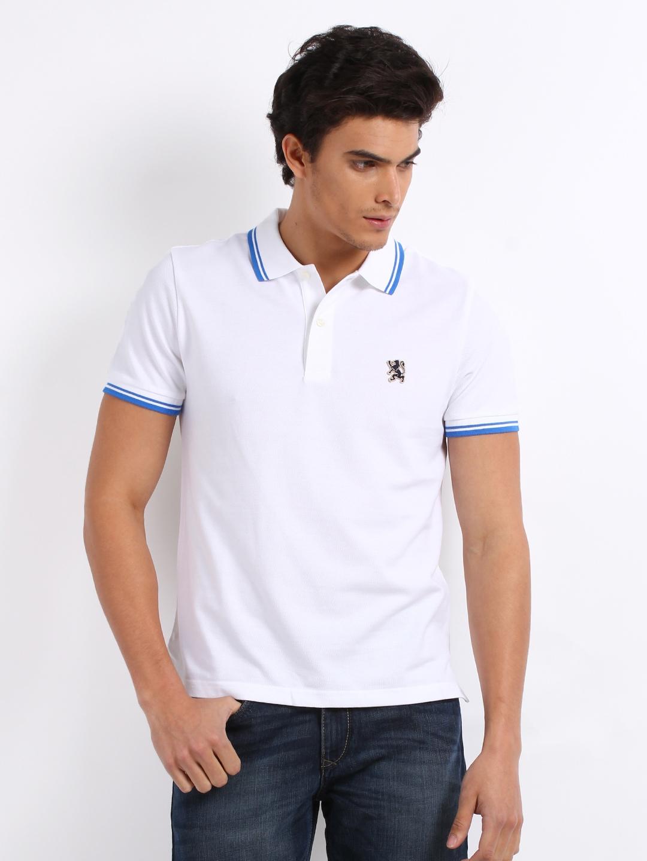 516754574 Buy Giordano Men White Polo T Shirt - Tshirts for Men 172909