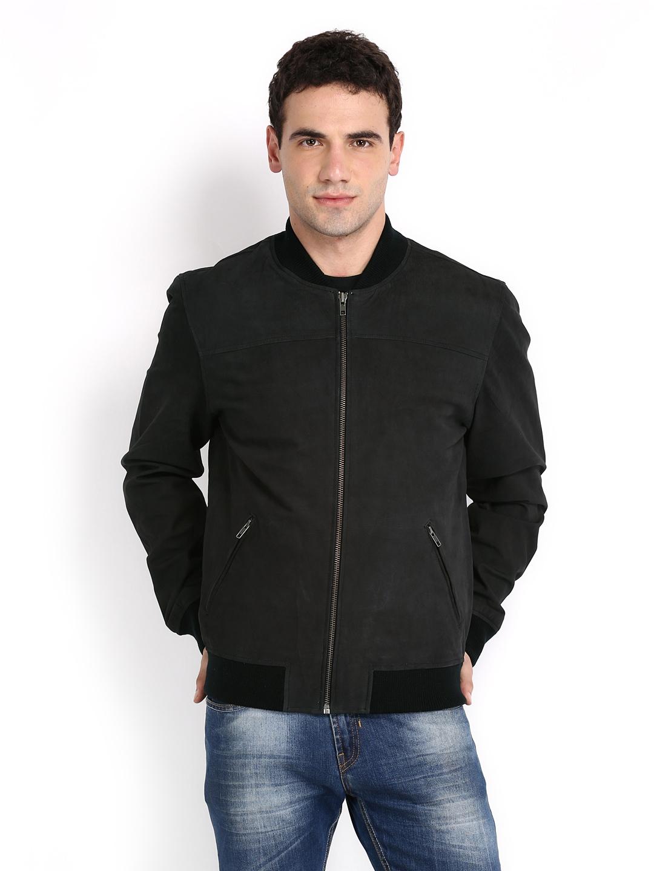 Leather jacket jack and jones - Rs 5997