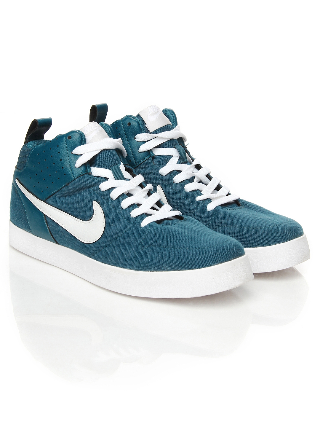 39e2976709f Buy Nike Men Blue Liteforce III Mid In NSW Casual Shoes - Casual Shoes for  Men 354914