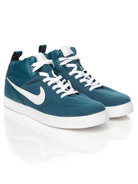 Buy Nike Men Blue Liteforce III Mid In NSW Casual Shoes - Casual ...