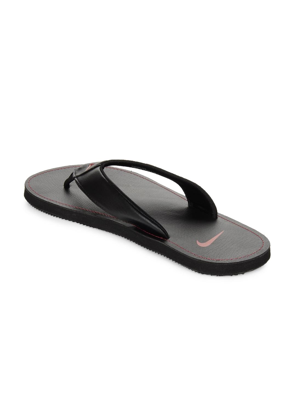 568a343d74d84 Buy Nike Men Black Chroma Thong II Flip Flops - Flip Flops for Men ...