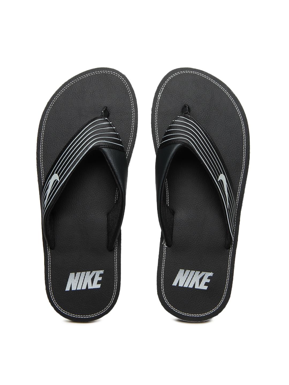 582131e92b898 Buy Nike Black Chroma Thong 3 NSW Flip Flops - Flip Flops for Men ...