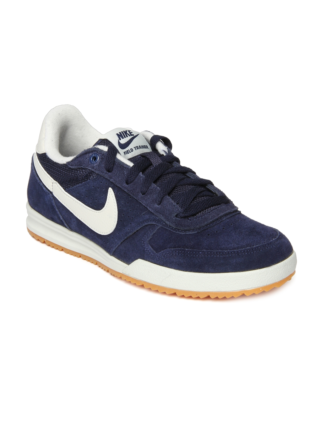 Nike Men Blue Field Trainer Casual Shoes | Heavenly Nightlife