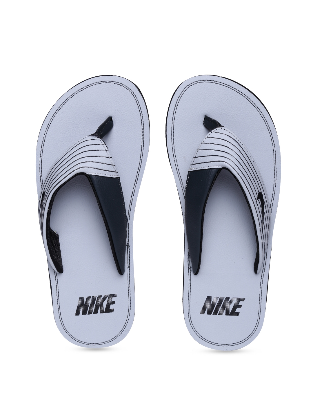 d6cec6dcd20f82 Buy Nike Men Grey Chroma Thong III Flip Flops - Flip Flops for Men ...