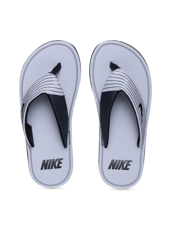 4e1356f6148 Buy Nike Men Grey Chroma Thong III Flip Flops - Flip Flops for Men ...