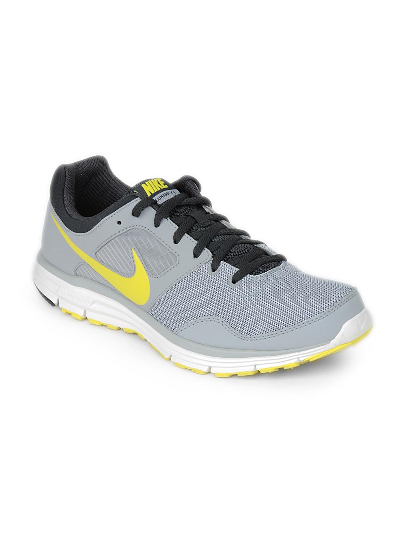 f72e3c139 Buy Nike Men Grey Nike Lunarfly+ 4 Sports Shoes - Sports Shoes for Men  150634