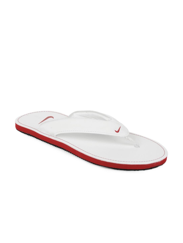 3ef523205 Buy Nike Men White Chroma Thong II Flip Flops - Flip Flops for Men ...