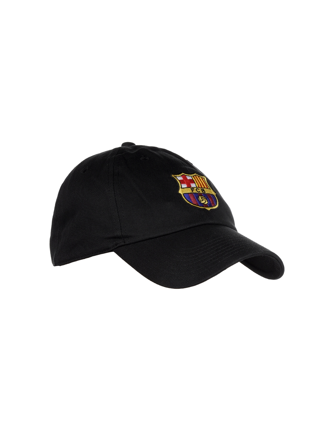 fbfa6c064ac3 Buy Nike Unisex Black FC Barcelona Cap - Caps for Unisex 122163