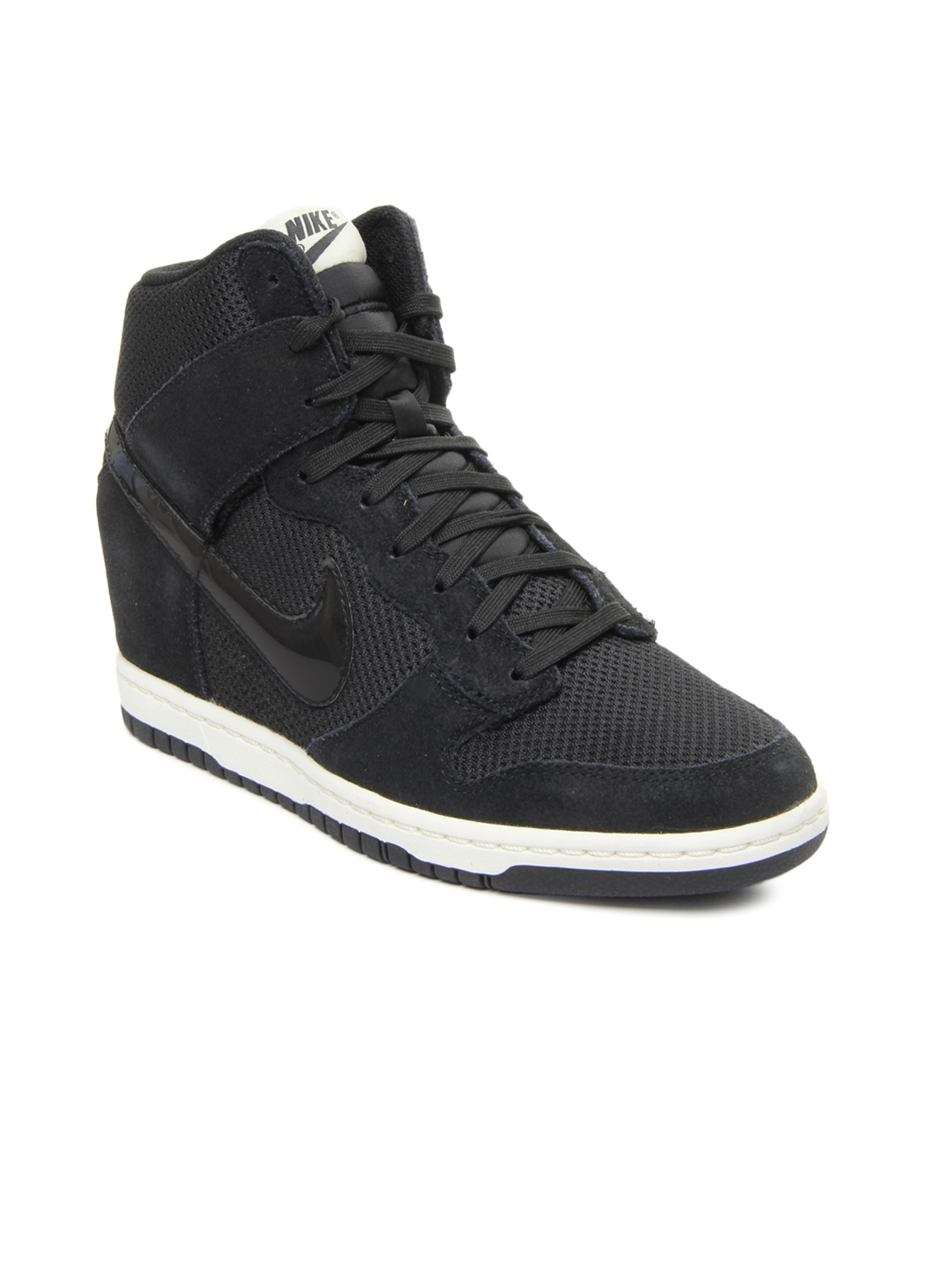 info for 3aee4 910e1 Rs. 7995 Nike Women Black Dunk Sky Hi Essential Casual Shoes 3  0bfd1545807f47cbbc2402930c7e97d6 mini Rs. 7995 nike dunk sky hi myntra ...