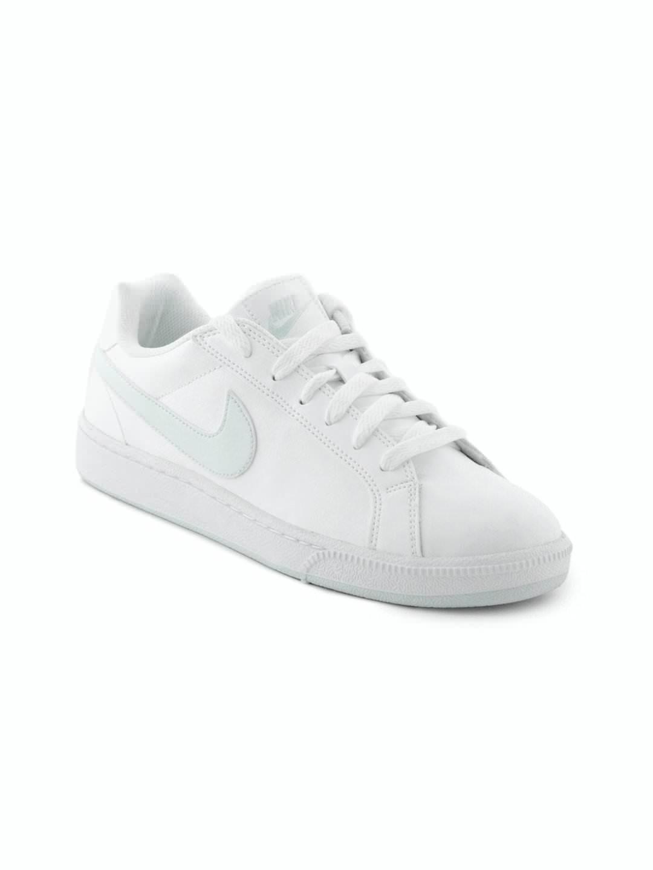 Nike Court Majestic White Sneakers  Women