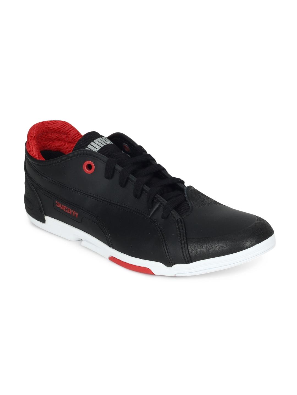 6a370f3389b Buy Puma Men Black Xelerate Low Ducati NM Sports Shoes - Sports Shoes for  Men 109196