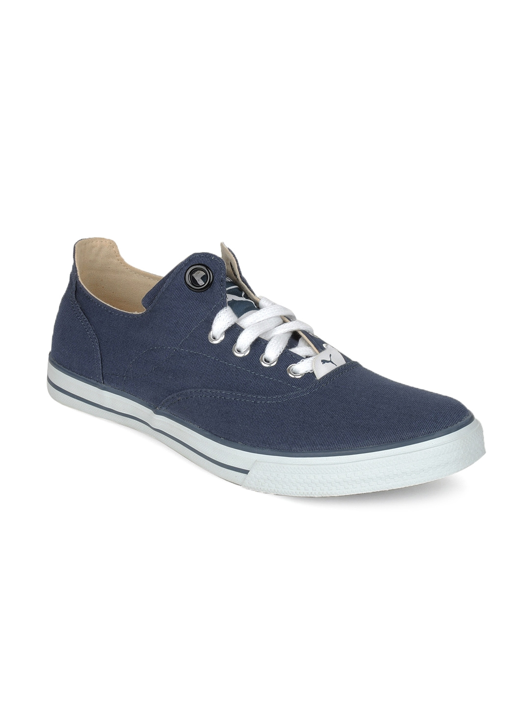 86e529c212b095 Buy Puma Men Blue Limnos III Casual Shoes - Casual Shoes for Men 110878