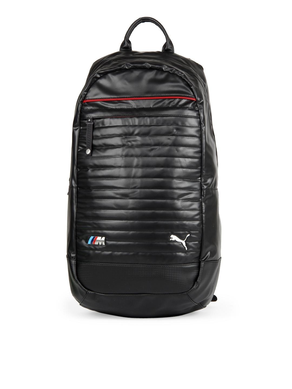 83e07426ce3 Puma Unisex Black BMW M Collection Backpack