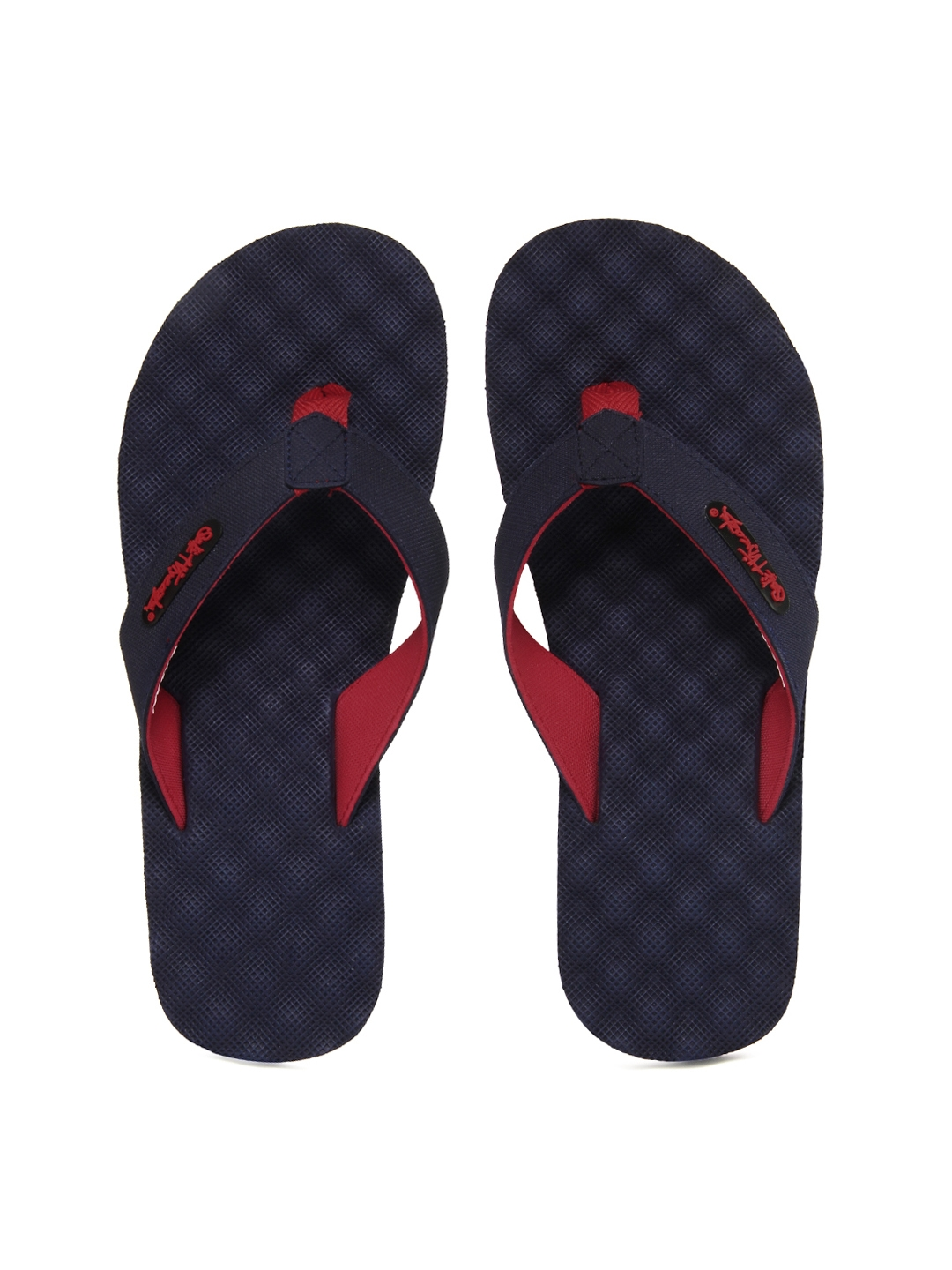 9a1ee89a3 Buy Sole Threads Men Navy Flip Flops - Flip Flops for Men 237399 ...