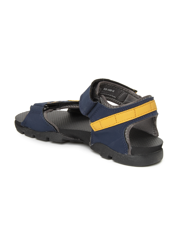 4c66712e8f3 Buy Sparx Men Navy Blue Sports Sandals - Sports Sandals for Men ...