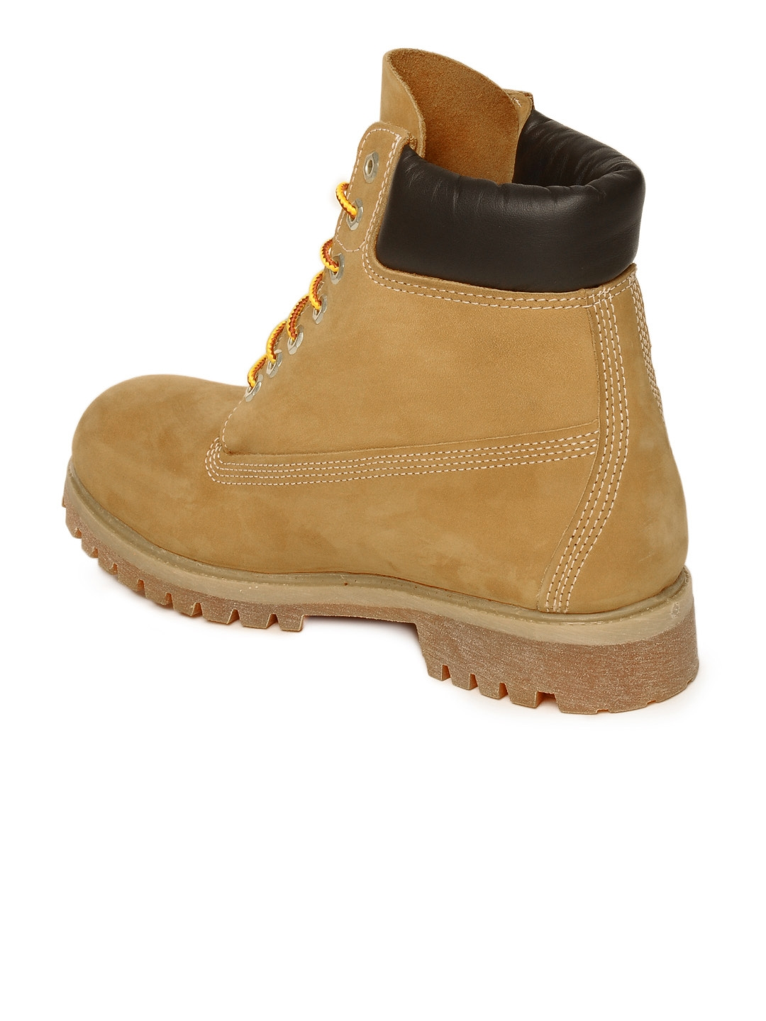 33cf57886e2 Buy Timberland Men 6 Inch Premium Yellow Boots - Casual Shoes for ...