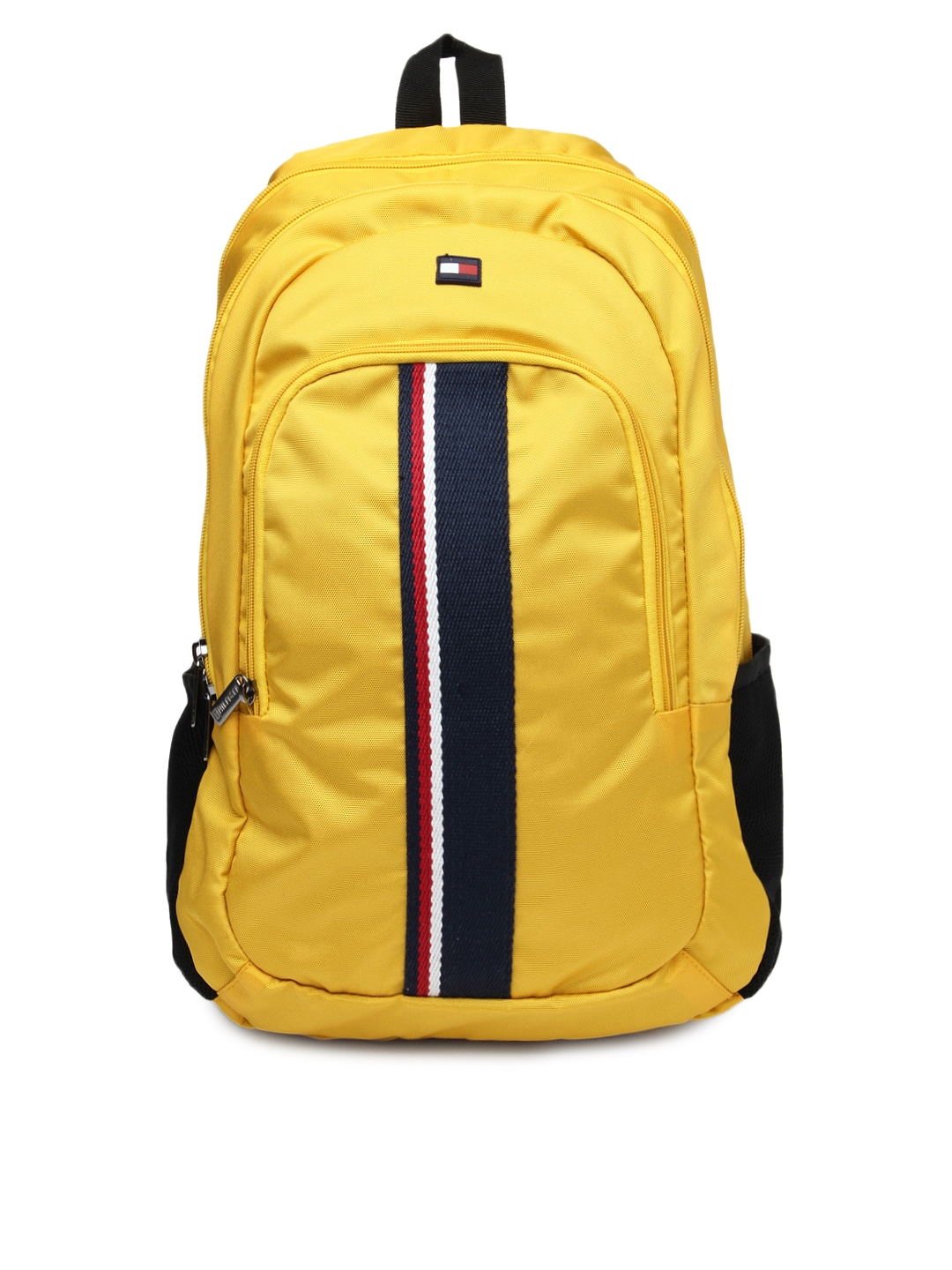 Tommy Hilfiger Unisex Yellow Celia Cruz Backpack