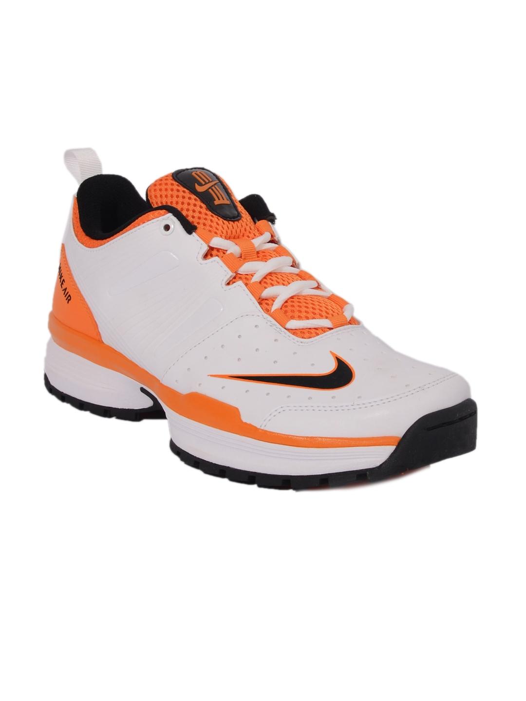 2cb5f6f5cf397 Buy Nike Men's Air Googly 2 White Orange Shoe - Sports Shoes for Men ...
