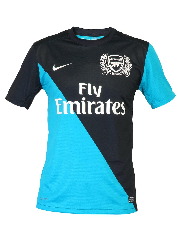 new style 2e6b9 9e9b0 Nike 423983-472 Men Arsenal Navy Blue Jersey - Best Price in ...