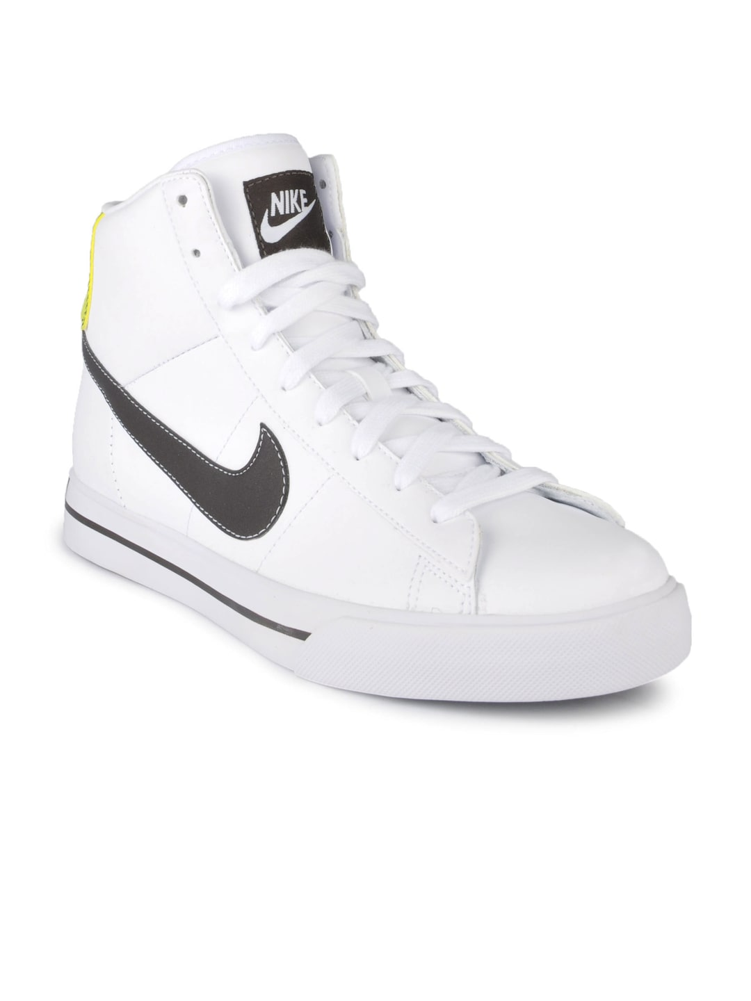 Nike 354701-119 Men Sweet Classic High White Casual Shoes- Price in India