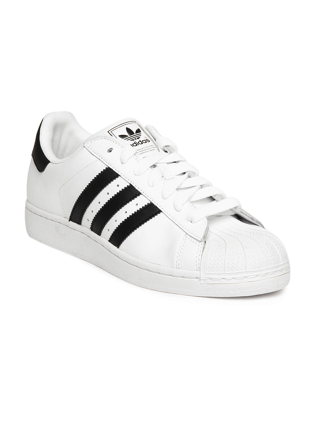 11cefcf803e6 Adidas g17068 Originals Men White Superstar Ii Casual Shoes- Price in India