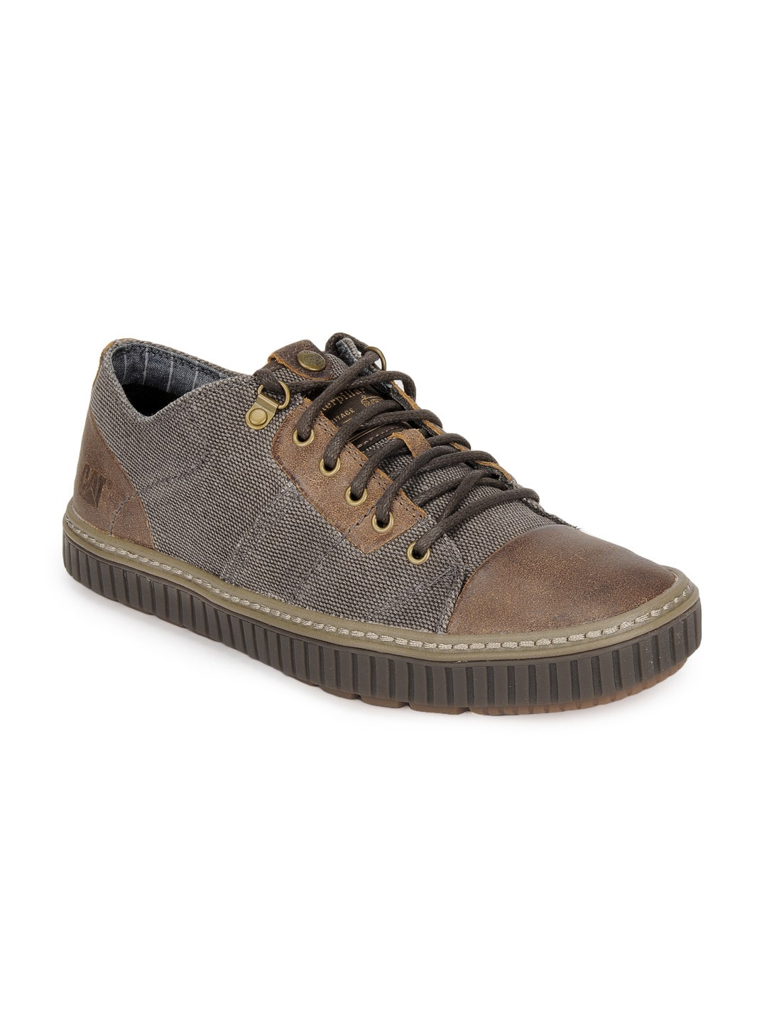 Cat P715841 Men Brown Durant Casual Shoes Best Price In