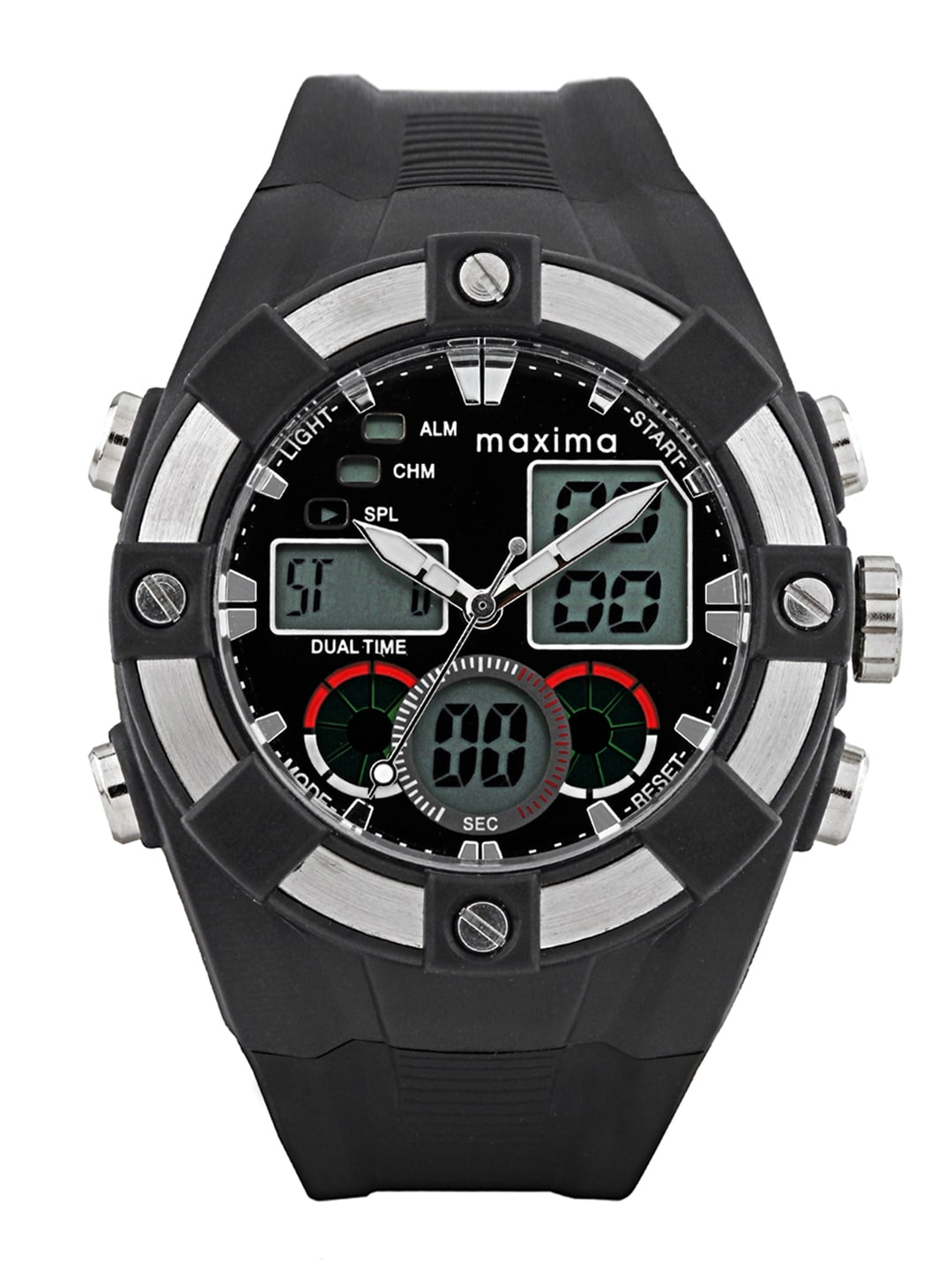 digital prices amazon analog watch in dial s black dp buy at low online india maxima men watches