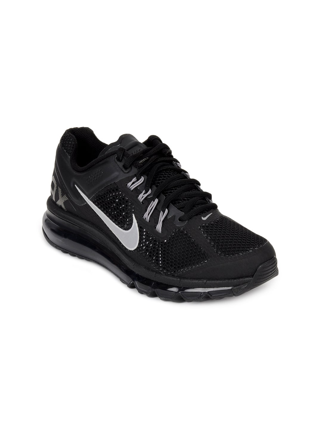 Nike 554886 101 Men White Air Max+ 2013 Sports Shoes Best
