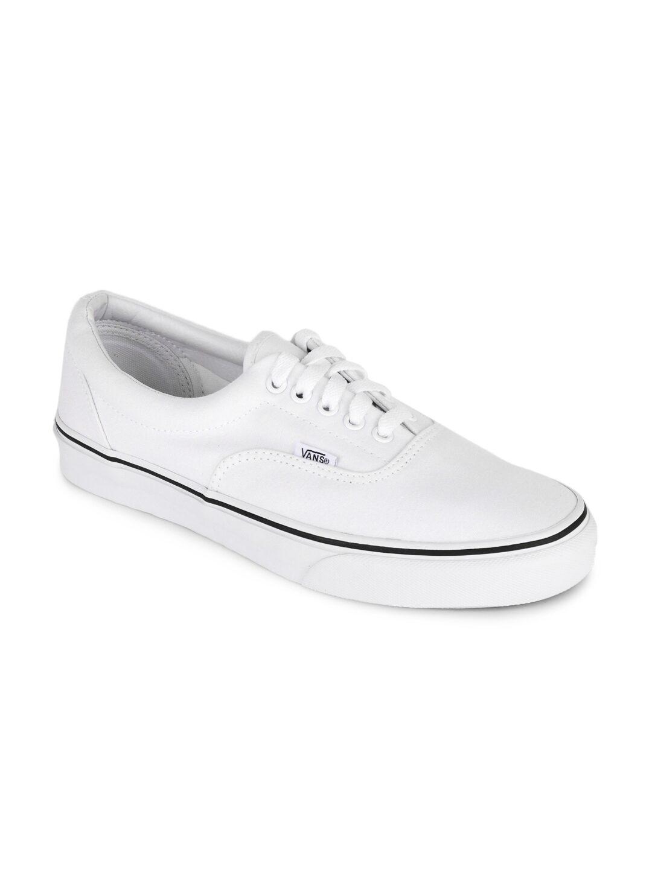c2add75fac6c23 Vans vn-0ewzw00 Men White Era Casual Shoes - Best Price in India ...