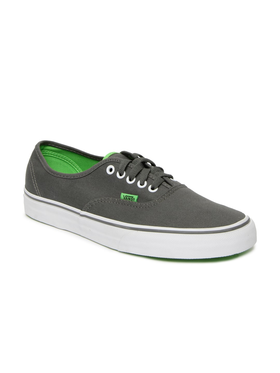565eb21272 Vans vn-0voebyo Men Grey Authentic Casual Shoes - Best Price in ...