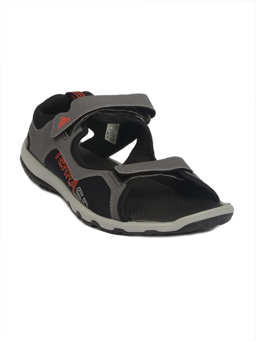 ea4b640d390a Adidas u42639 Men Terra Sports Syn Grey Sandals - Best Price in ...