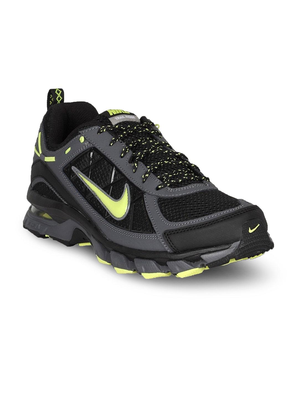 anteprima di vendita economica stati Uniti Nike 415447-002 Mens Air Trail Ridge Black Shoe - Best Price in ...