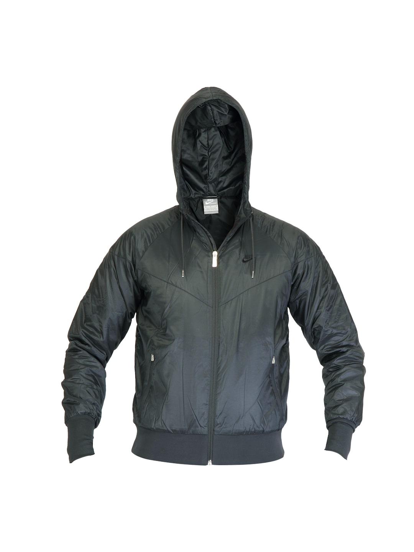 Nike 408814 012 Men Black Puffer Jacket Best Price In India