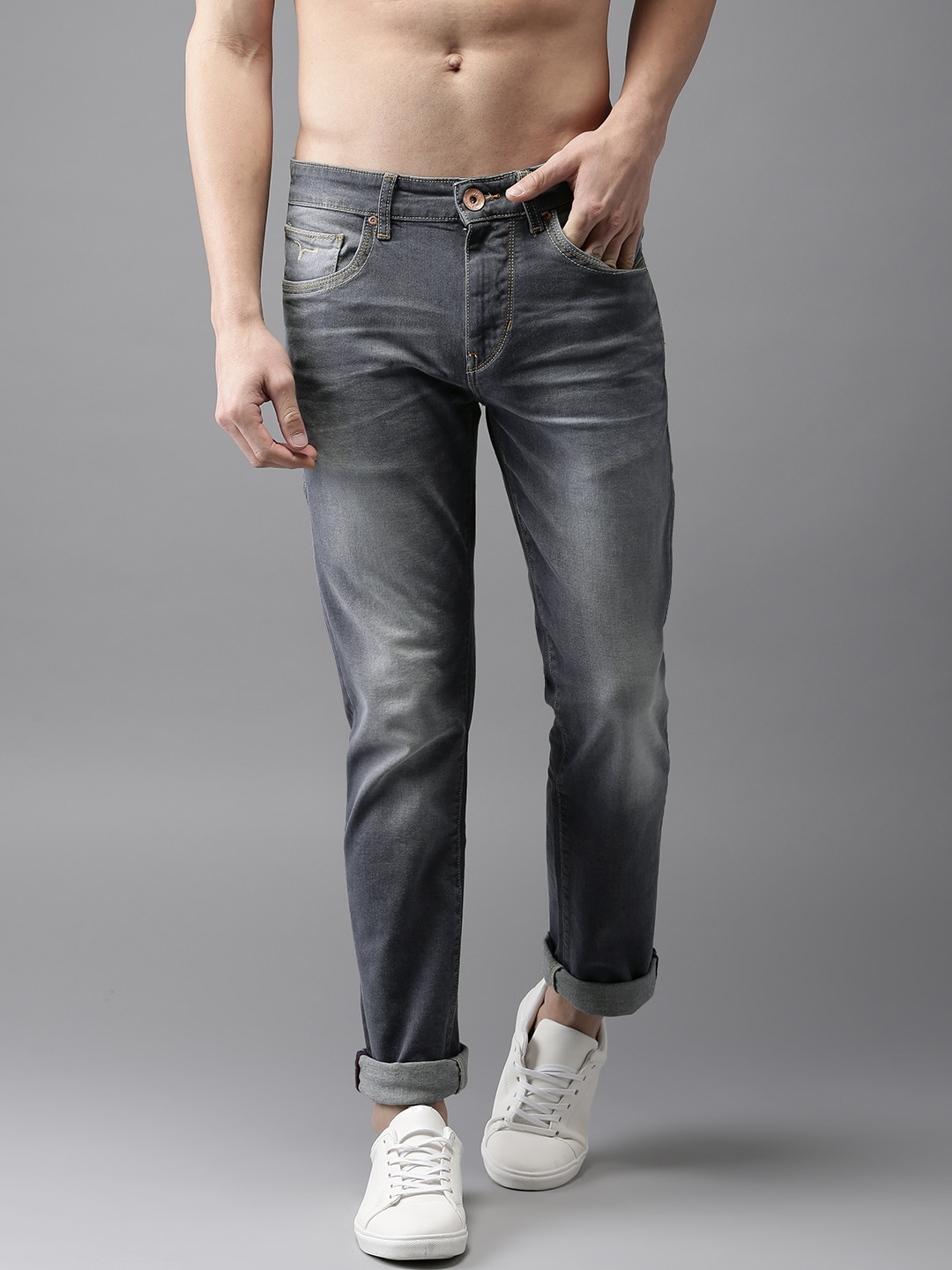 Flying Machine Men Slim Fit Jeans